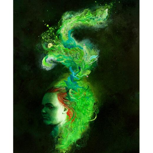 Grüne Fee